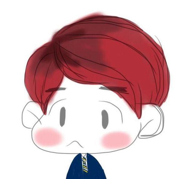 【瞳曦】exo|韩饭q版手绘!