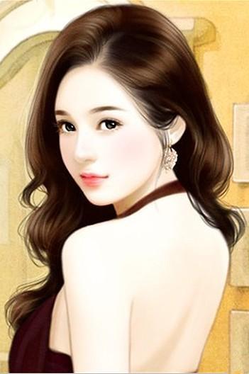 【九九】手绘现代美女,好看就抱回家吧
