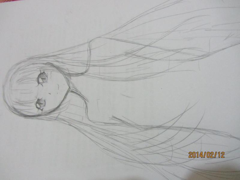 【布布丁】教授美少女画法