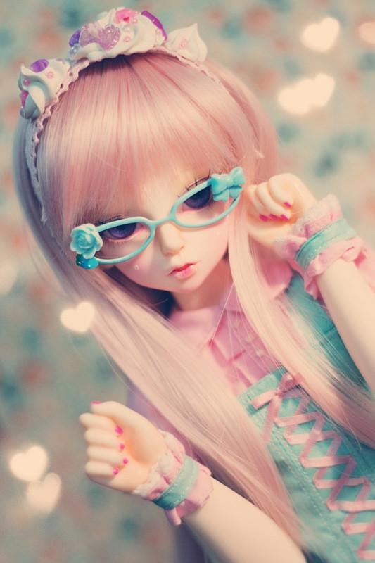 超帅和超可爱的sd娃娃,尽情收走吧_百田美图圈