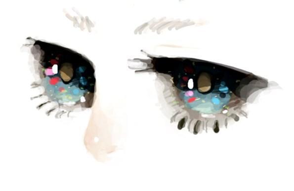500种动漫眼睛画法(转:喜欢画画绝对要收藏)