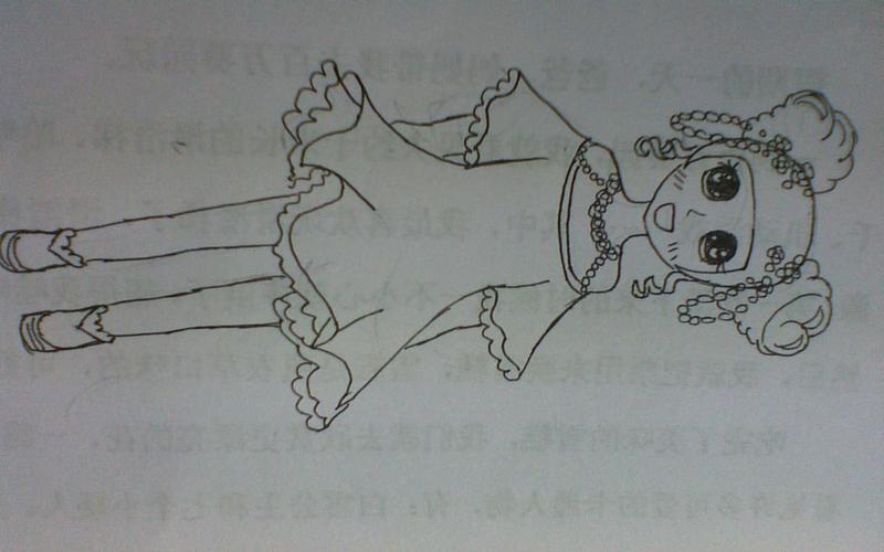 燕子怎么画简单铅笔画