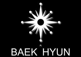 给我EXO12个人的个人logo图 要底图是黑色 像下面的图