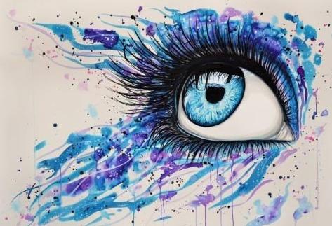 【琉璃珠】500种眼睛的画法
