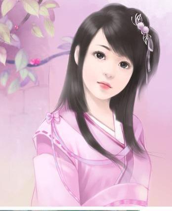 古代美女丹青