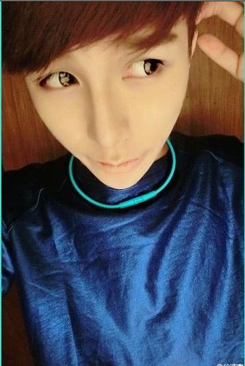 徐浩鑫,男,90后网络红人