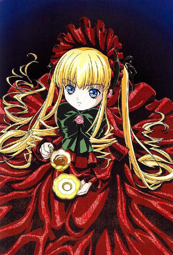 蔷薇少女里真红好看些还是雪华绮晶好看?