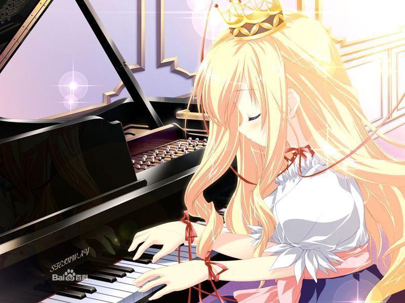 arietta  中文音译:阿莉埃塔 她出现于主人公梦中的一位异世界的公主